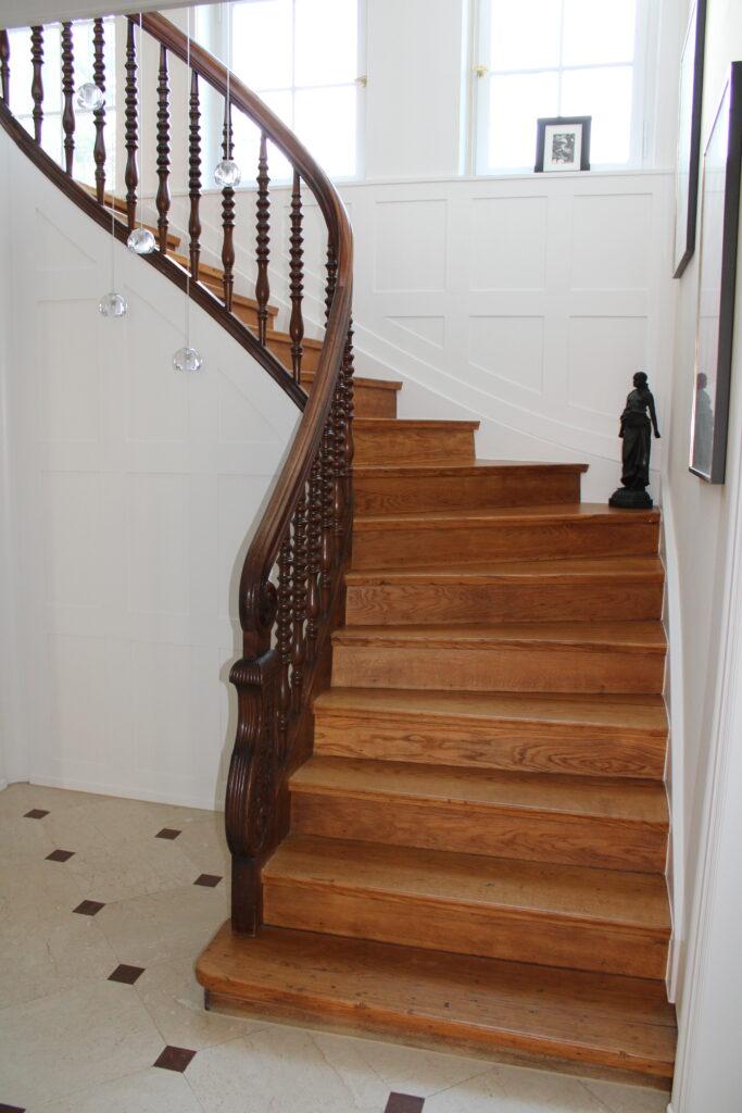 Treppen-Handlauf für ihre Sicherheit