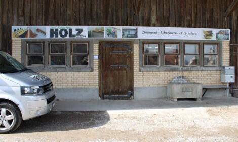 Die Zimmerei Holz-Werke.ch führt Holzbau-Arbeiten in der Region Toggenburg und Wil aus.